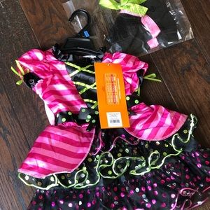 Whimsy Witch Toddler Costume
